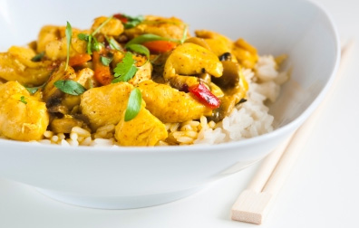Malaysian Mango Chicken Curry - St. Clair Dental Associates